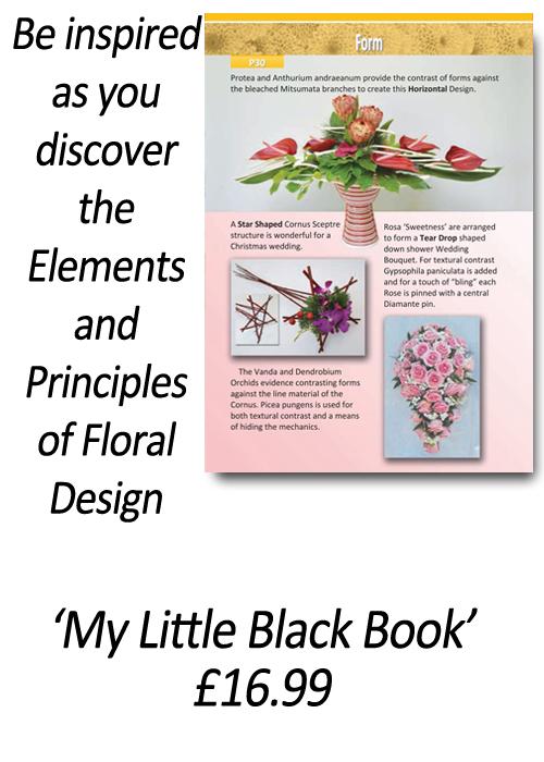 Books On Elements And Principles Of Design : Flower arranger books united states