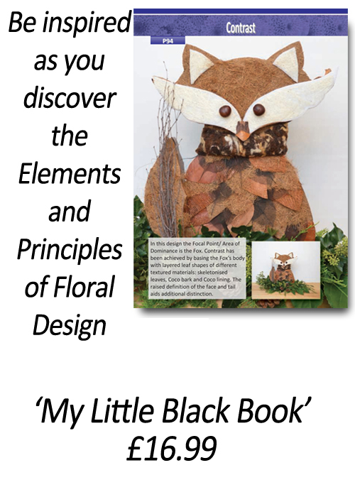 Books On Elements And Principles Of Design : Flower arranger books united states